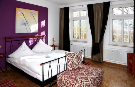 Villa Rosenhof Ferienwohnung Romancé