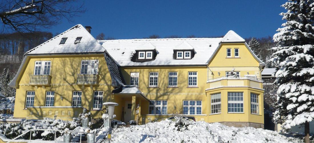 Ferienhaus Villa Rosenhof