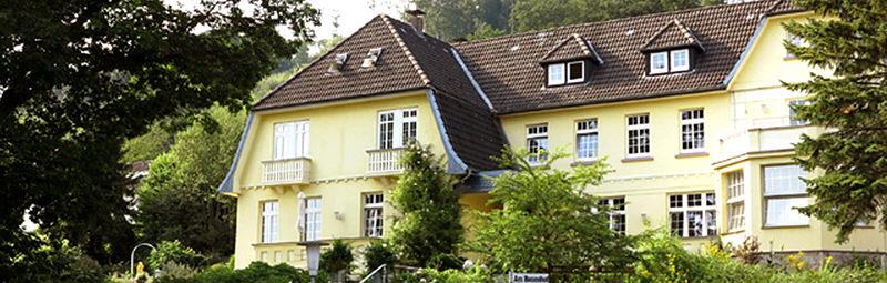Villa Rosenhof mit mehreren Ferienwohnungen